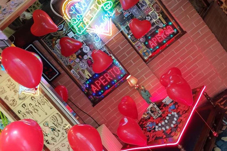 San Valentine WALK-IN TATTOO & PIERCING